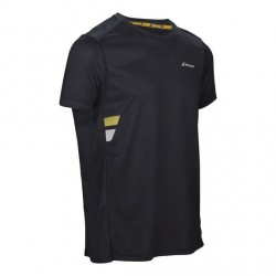 BABOLAT CORE FLAG CLUB TEE NEGRA