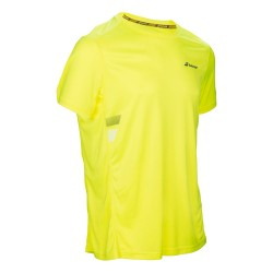 BABOLAT CORE FLAG CLUB TEE AMARILLA
