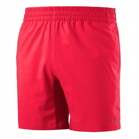HEAD SHORT ROJO